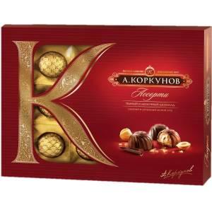 Коробка конфет Коркунов R908